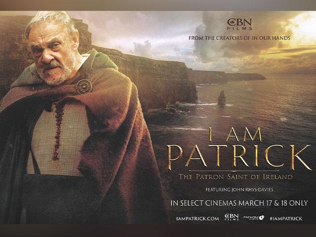 'I Am Patrick: The Patron Saint of Ireland' Brings True Story of Legendary Saint to Life
