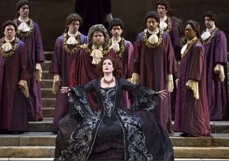 Soprano savors 'Idomeneo' mad scene in Met Opera production