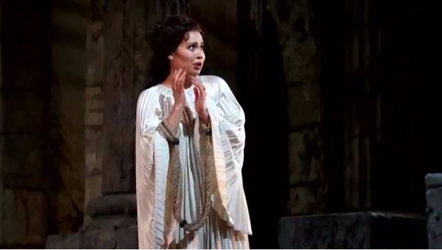 Idomeneo: Padre, germani, addio!