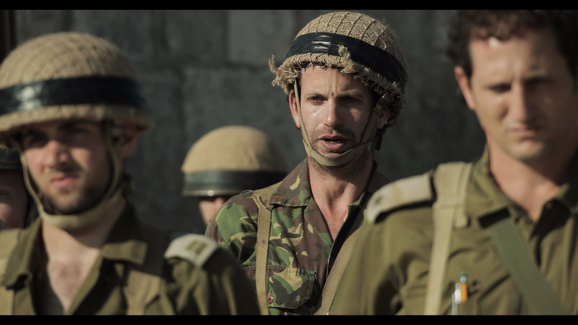 Docudrama 'IN OUR HANDS: The Battle for Jerusalem' Commemorates the 50th Anniversary of Jerusalem's  Six-Day War, Premiering in U.S. Cinemas May 23 Only