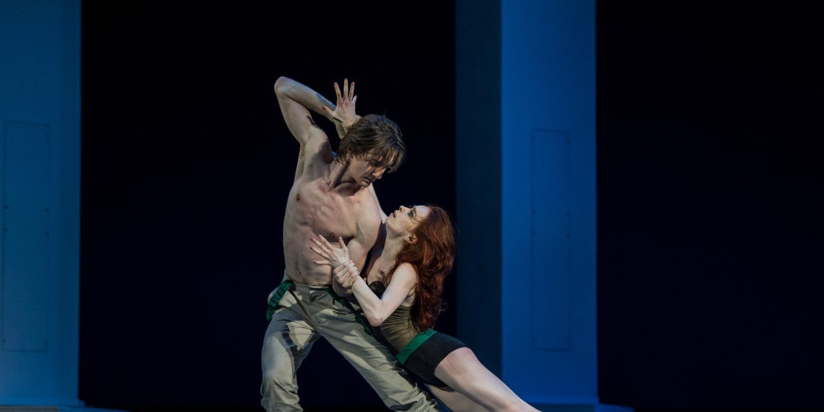 "Sneak Preview: Inside the Bolshoi's ""Taming of the Shrew,"" Coming to Movie Theaters This Weekend"
