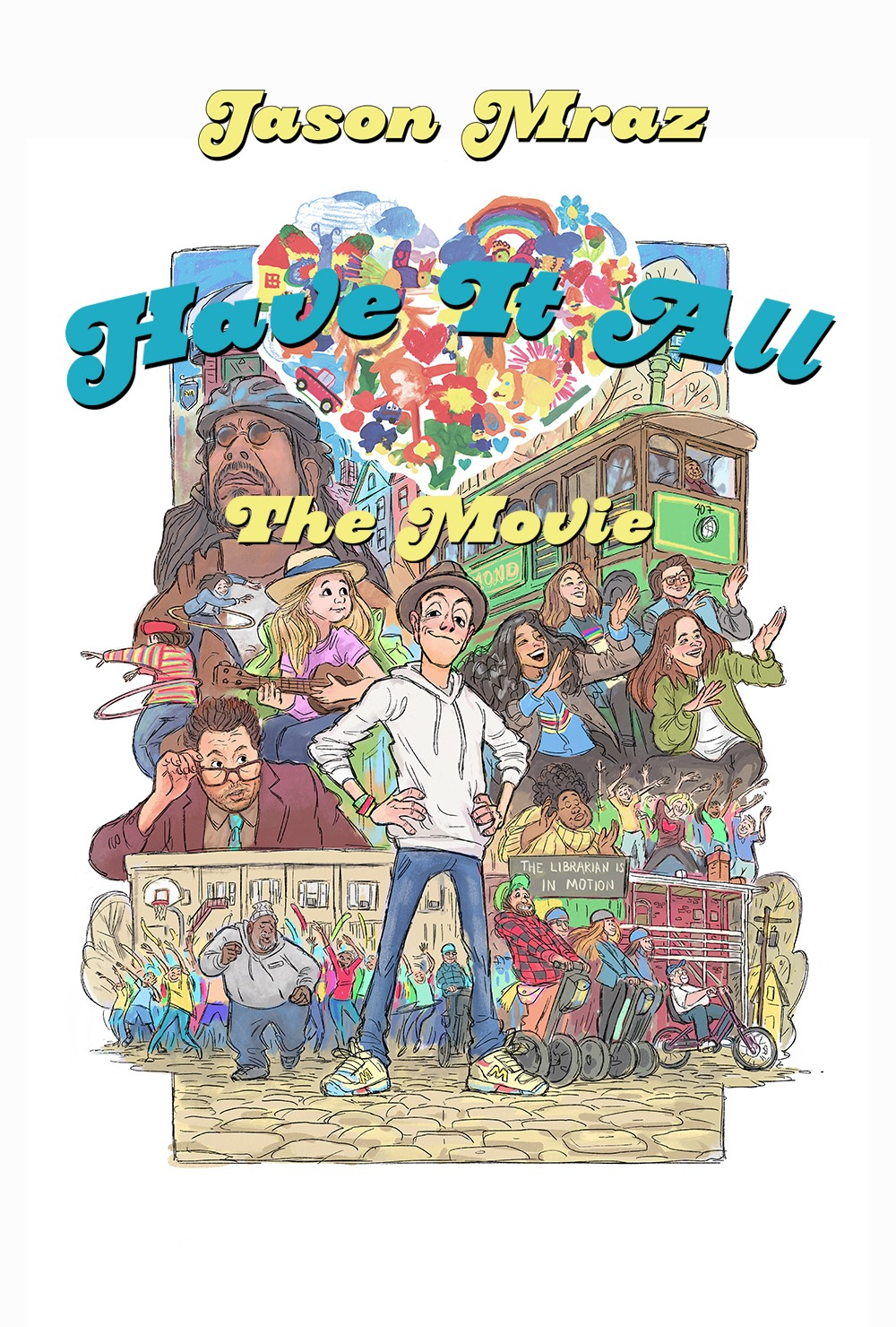 Jason Mraz: Have It All The Movie In Theaters