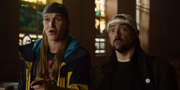 Jay and Silent Bob Reboot Trailer Is Star-Studded And Definitely NSFW