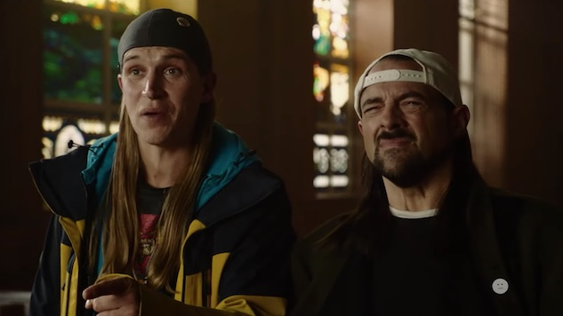 Jay and Silent Bob Return in Star-Studded New Red-Band Trailer for Film Reboot