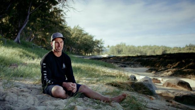 JOEL PARKINSON TALKS ABOUT ANDY IRONS' OTHERWORLDLY SURFING ABILITY