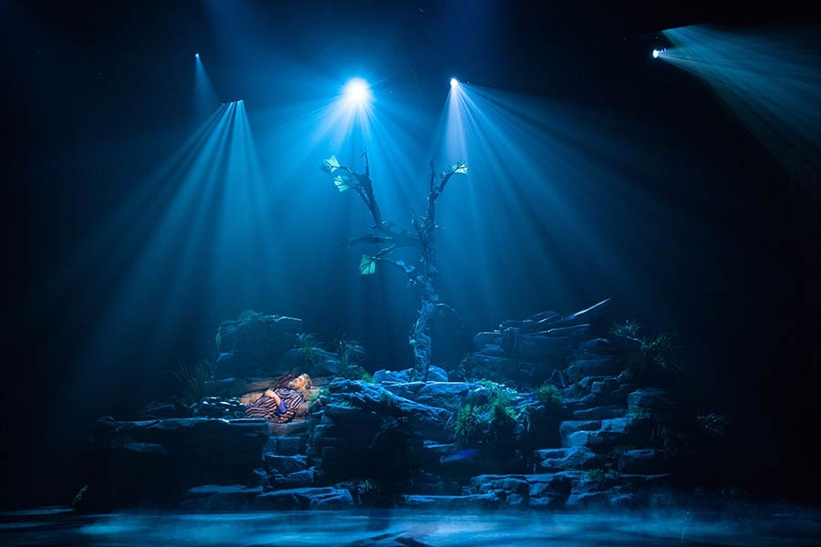 JONAH: On Stage! Photo courtesy of Sight & Sound Theatres®