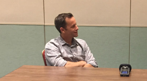 Kirk Cameron Reveals the 3 Gifts the Holy Spirit's Laid on His Heart