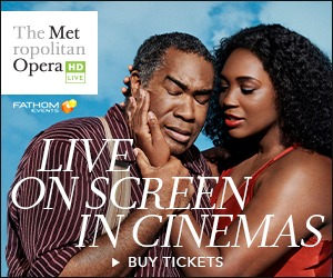 The Met: Live in HD brings  The Gershwins' Porgy and Bess to cinemas FEB 1, 5 & 8 only!