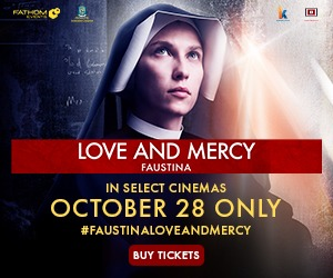 Love and Mercy comes to the big screen 10/28 ONLY!