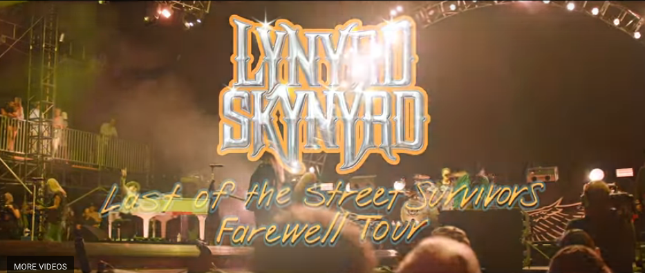 Lynyrd Skynyrd Preview New Live Album With 'What's Your Name'