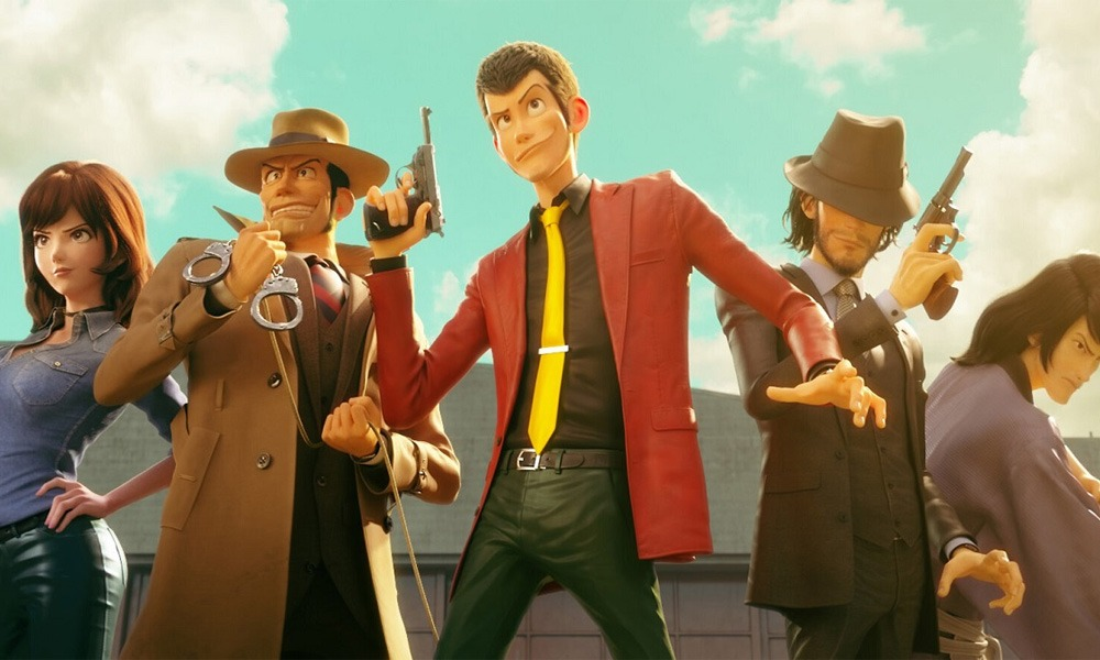 'Lupin III: The First' Will Steal Hearts Again This Sunday