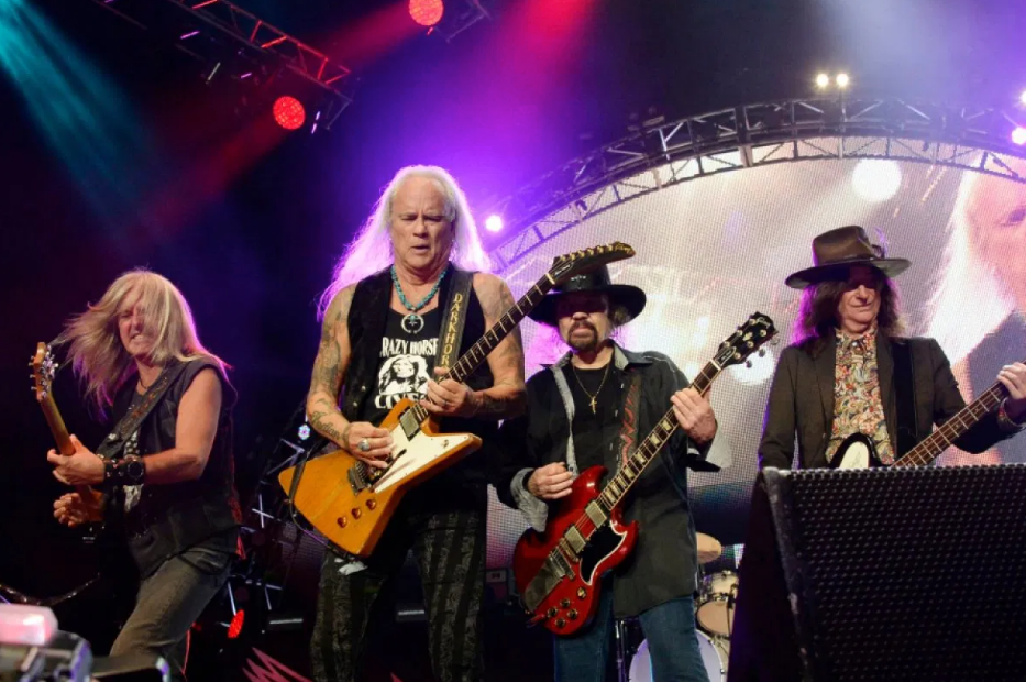 Lynyrd Skynyrd Plan Theatrical Screening of 'Farewell Tour' Concert Film