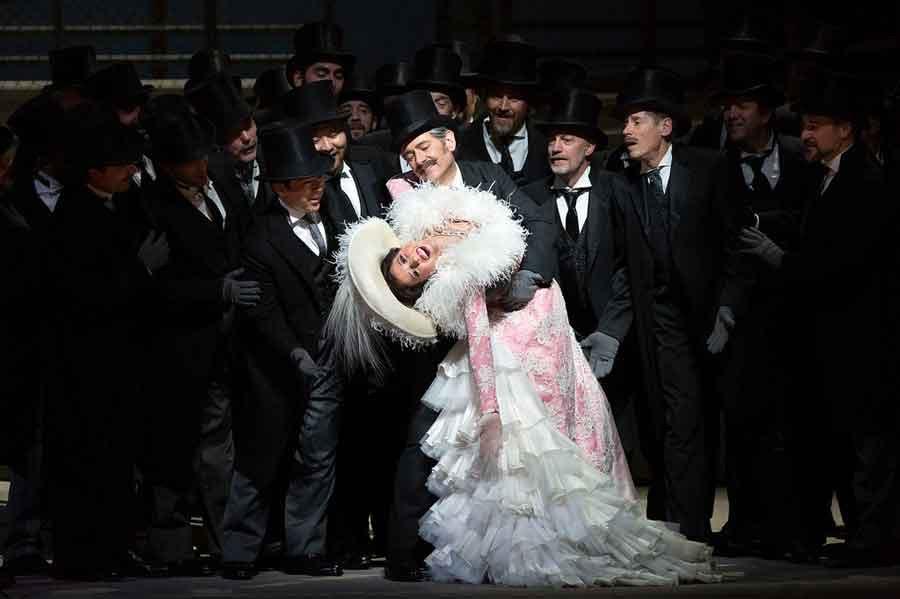 Lisette Oropesa, Michael Fabiano Set For 'Manon' Live in HD From Metropolitan Opera –  Opera Wire