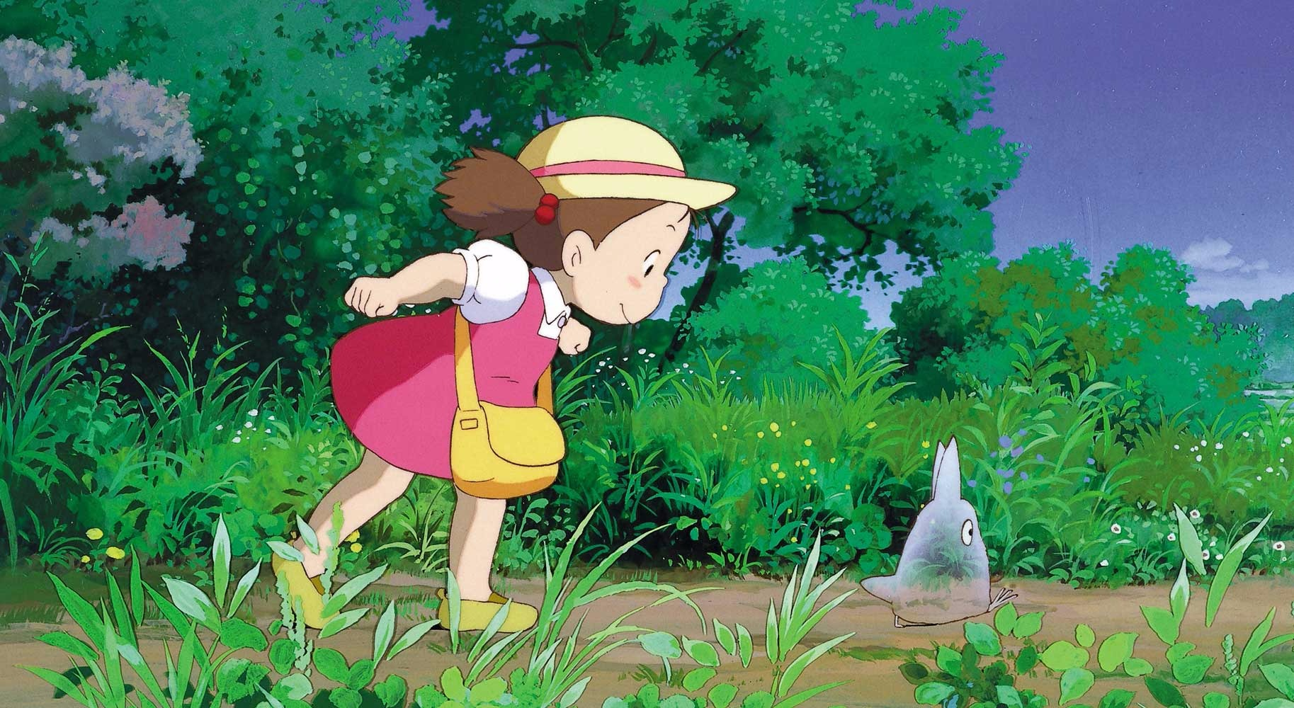 my neighbour totoro film history essay My neighbor totoro (となりのトトロ, tonari no totoro) is a japanese animated fantasy film written and directed by hayao miyazaki and produced by studio ghibli.