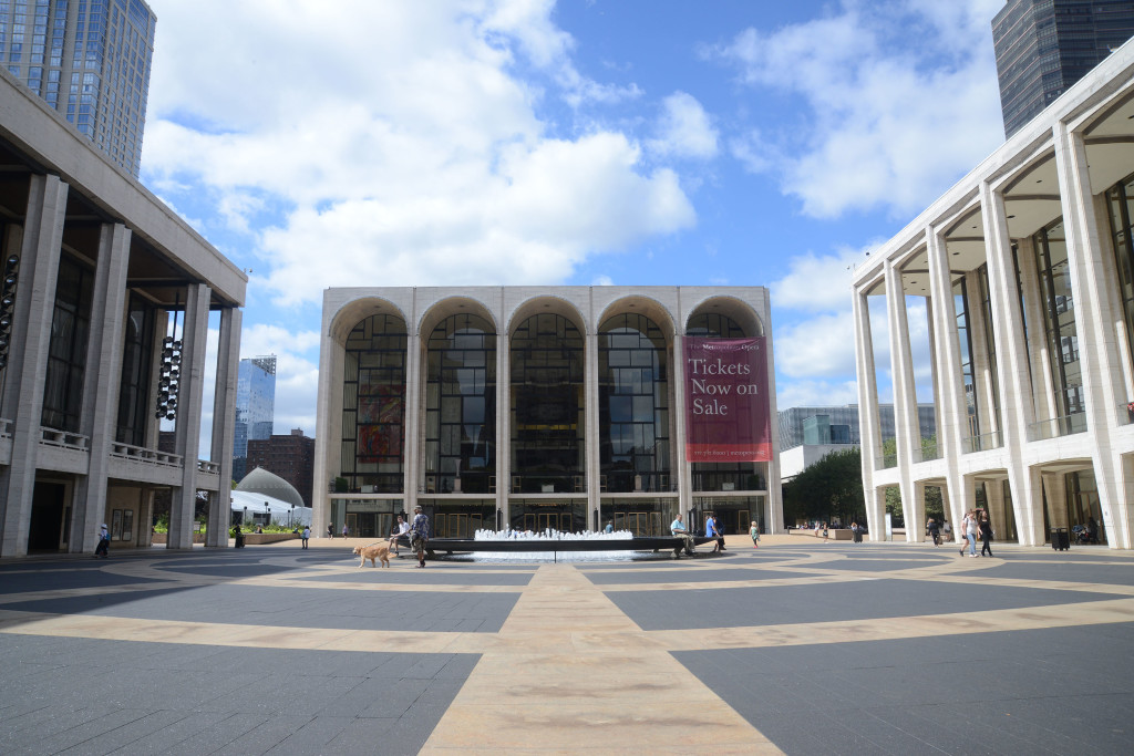 Metropolitan Opera Announces Live Cinema Broadcast Dates for 2017–18