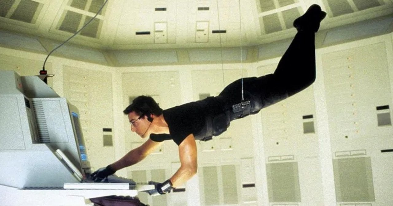 Mission: Impossible Getting Remastered Blu-ray for 25th Anniversary