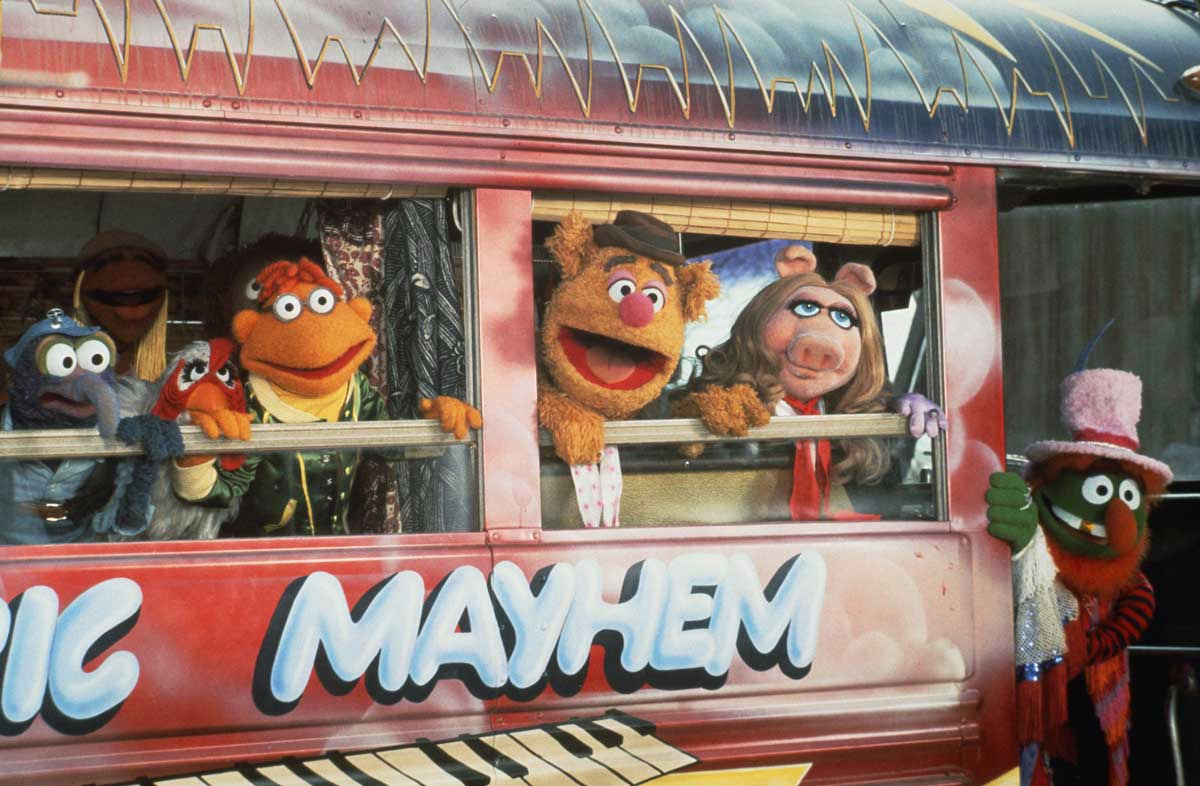 More Than a Rainbow Connection: The Muppet Movie Revisited