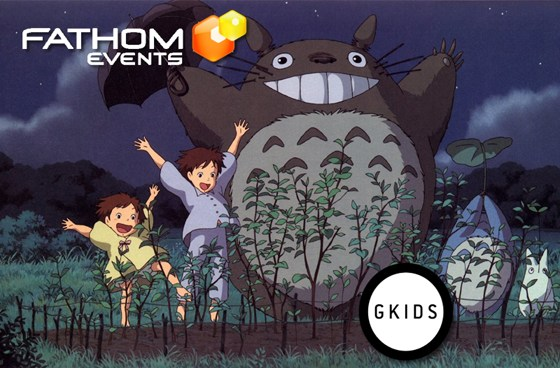 MY NEIGHBOR TORTORO Kicks Off STUDIO GHIBLI FEST 2017 June 25th & 26th