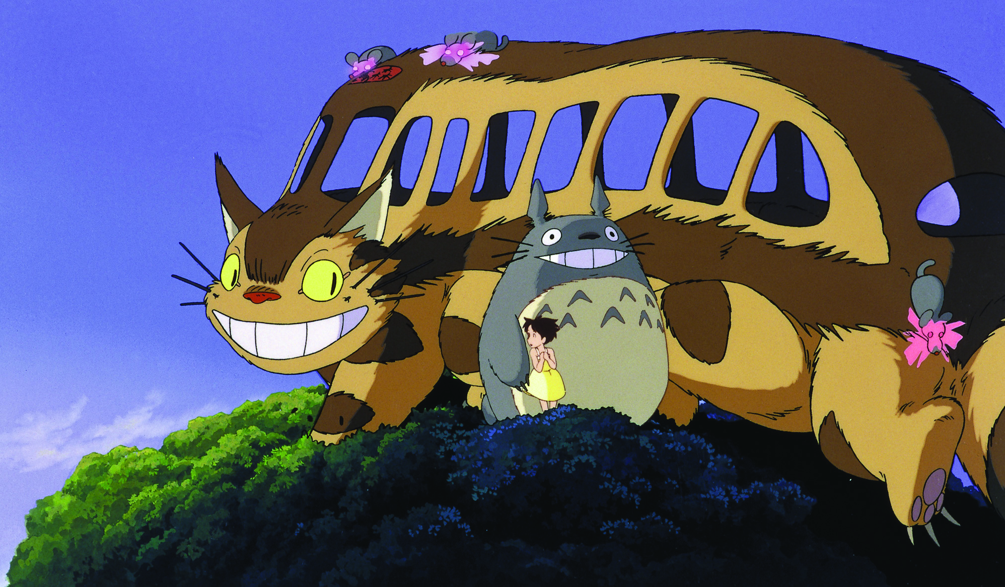 My Neighbor Totoro Release Date for Studio Ghibli Fest 2017 | Collider