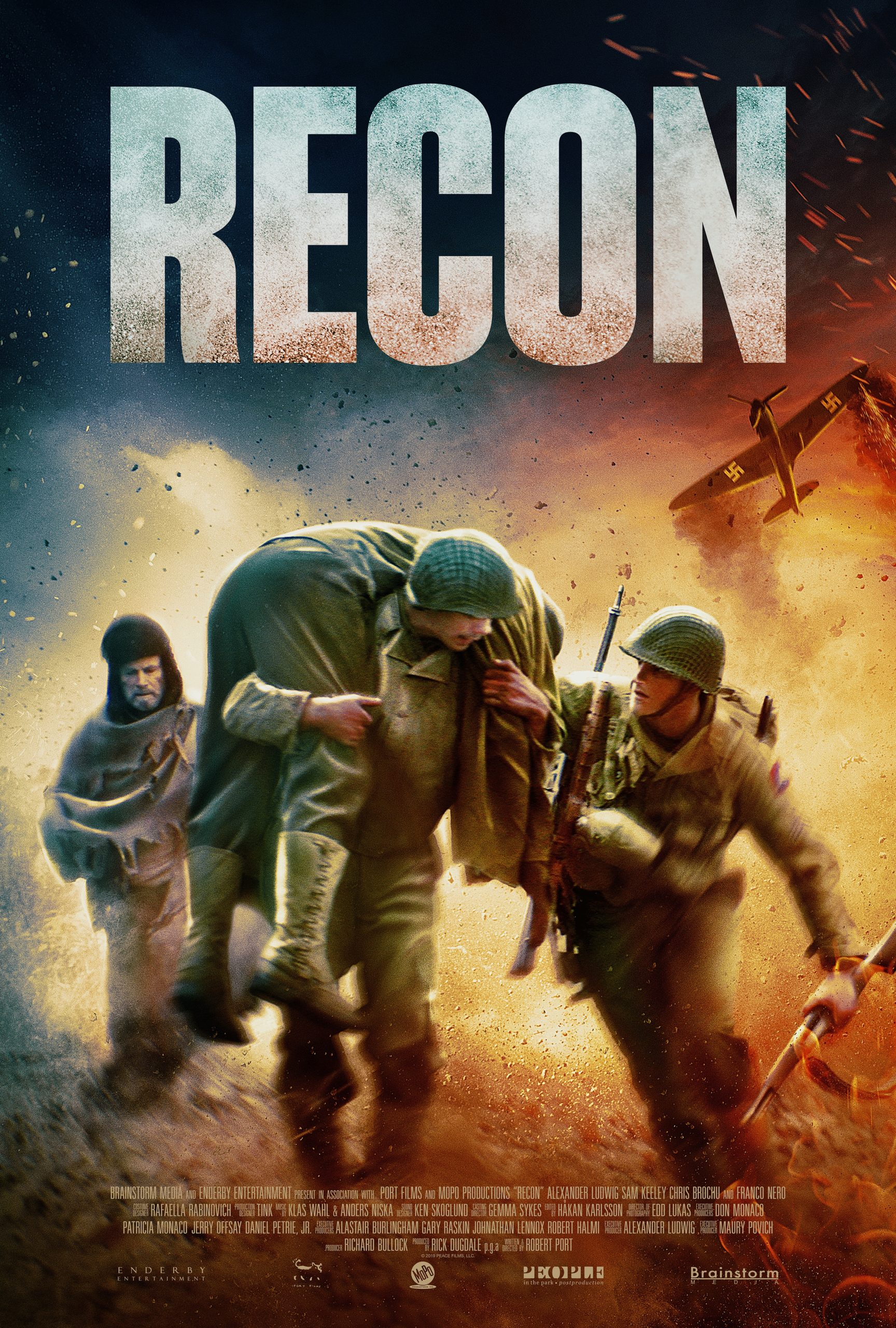 New Movie, Recon, Recounts WWII Story - Military Living