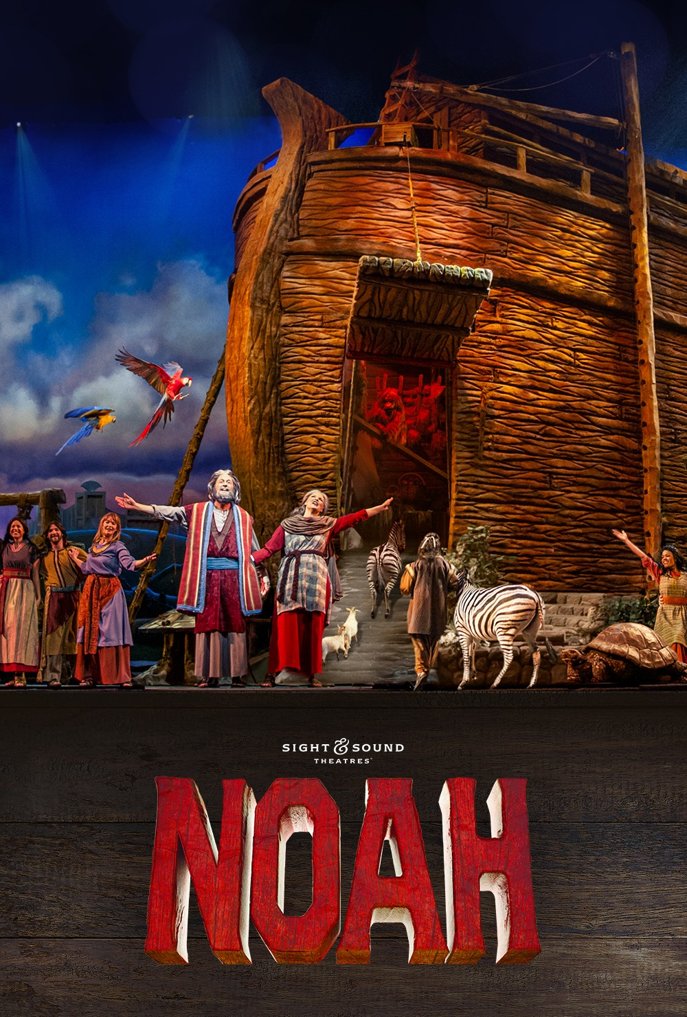 Sight Sound Presents Noah In Movie Theaters Fathom Events