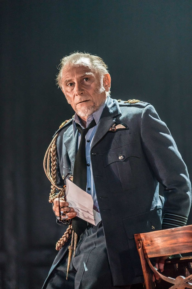 A scene from NT Live's King Lear. Photo credit: Andy Gotts
