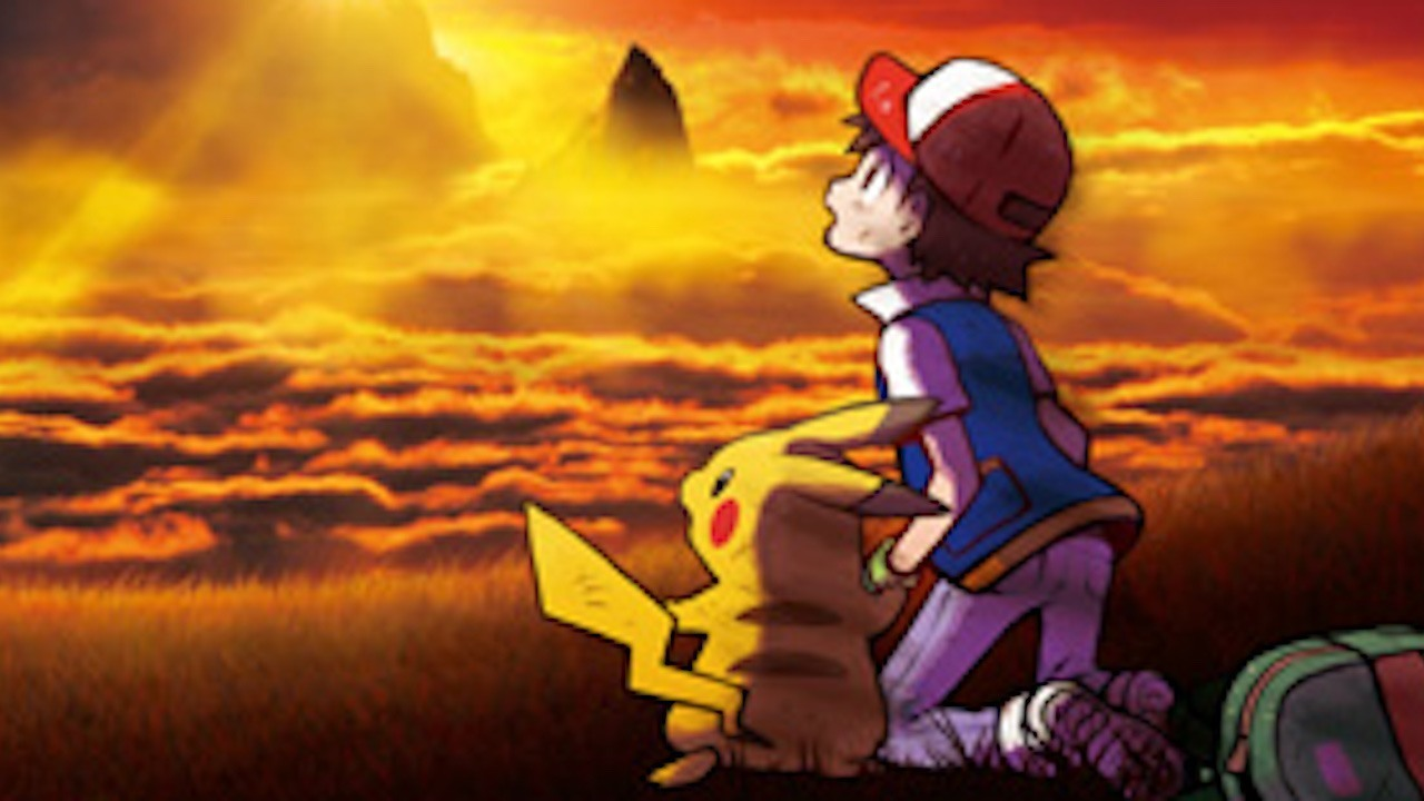 POKEMON THE MOVIE: I CHOOSE YOU! COMING TO THEATERS IN THE WEST THIS NOVEMBER