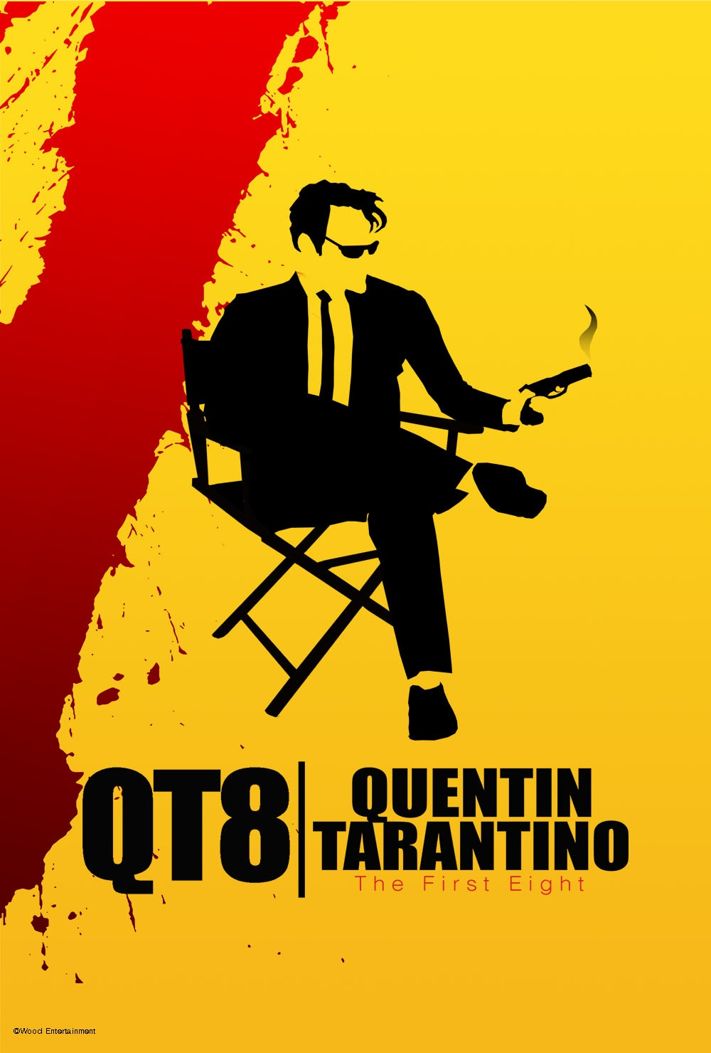 QT8: Quentin Tarantino, The First Eight
