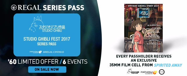 Regal Series Pass