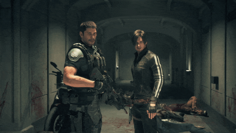 The Next Resident Evil CG Movie Offers a Ballet of Blood