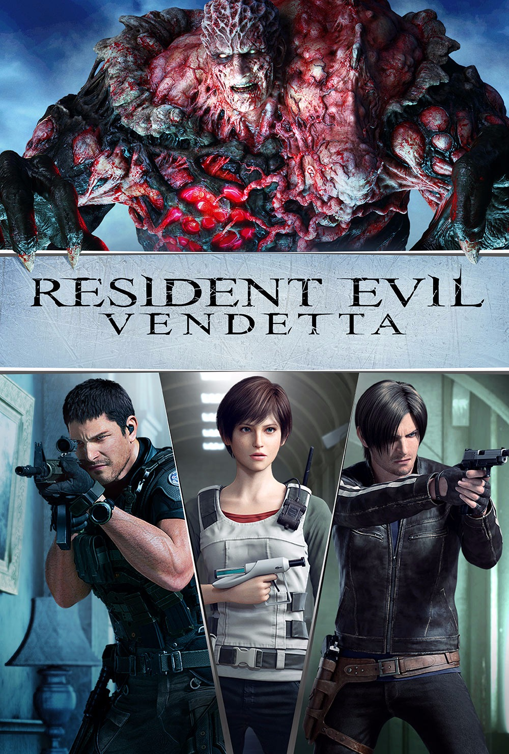 Resident Evil Vendetta In Theaters Fathom Events