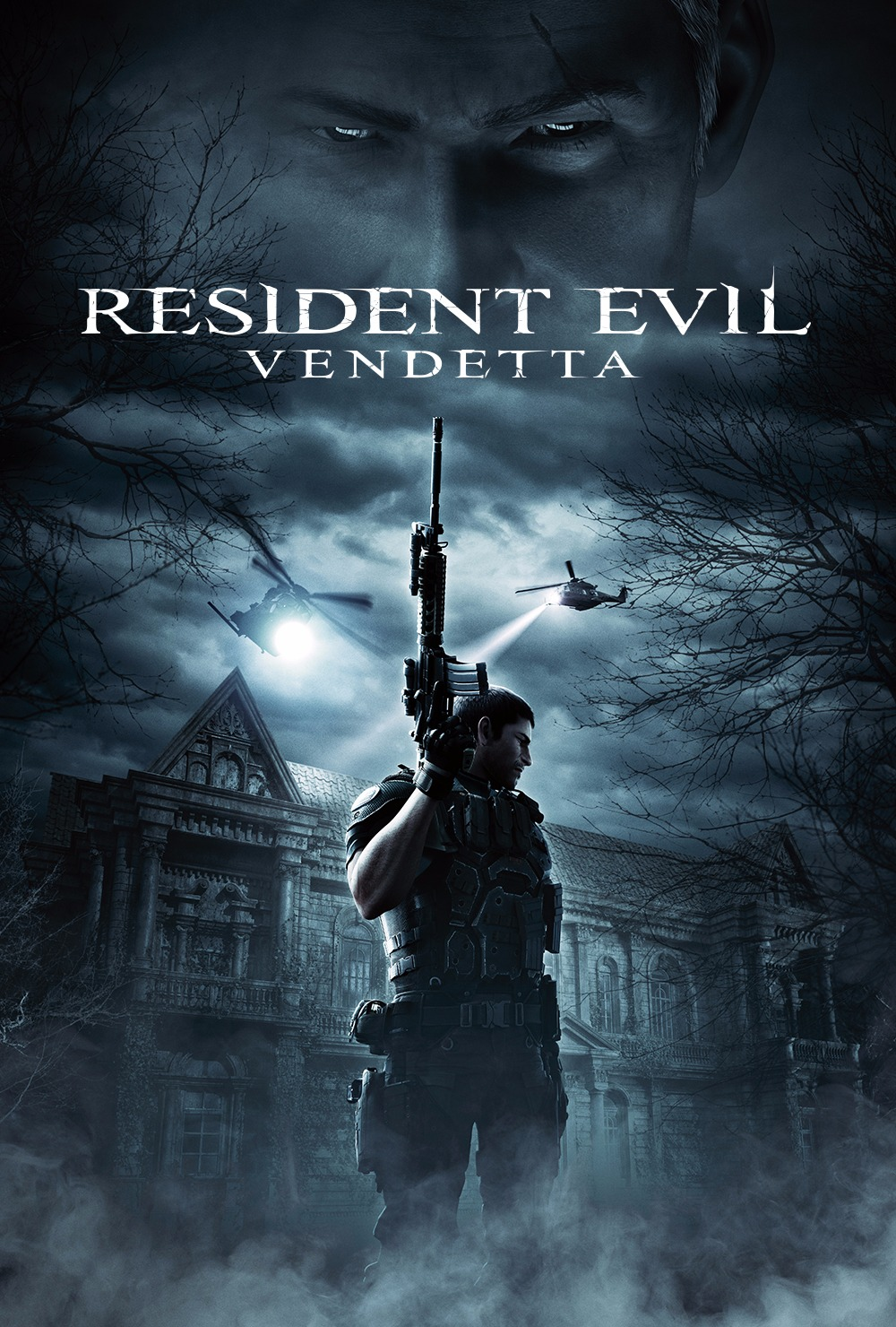 Highly Anticipated CG Animated Film  'RESIDENT EVIL: VENDETTA' to Hit Cinemas Worldwide, Including Exclusive North American Event on June 19