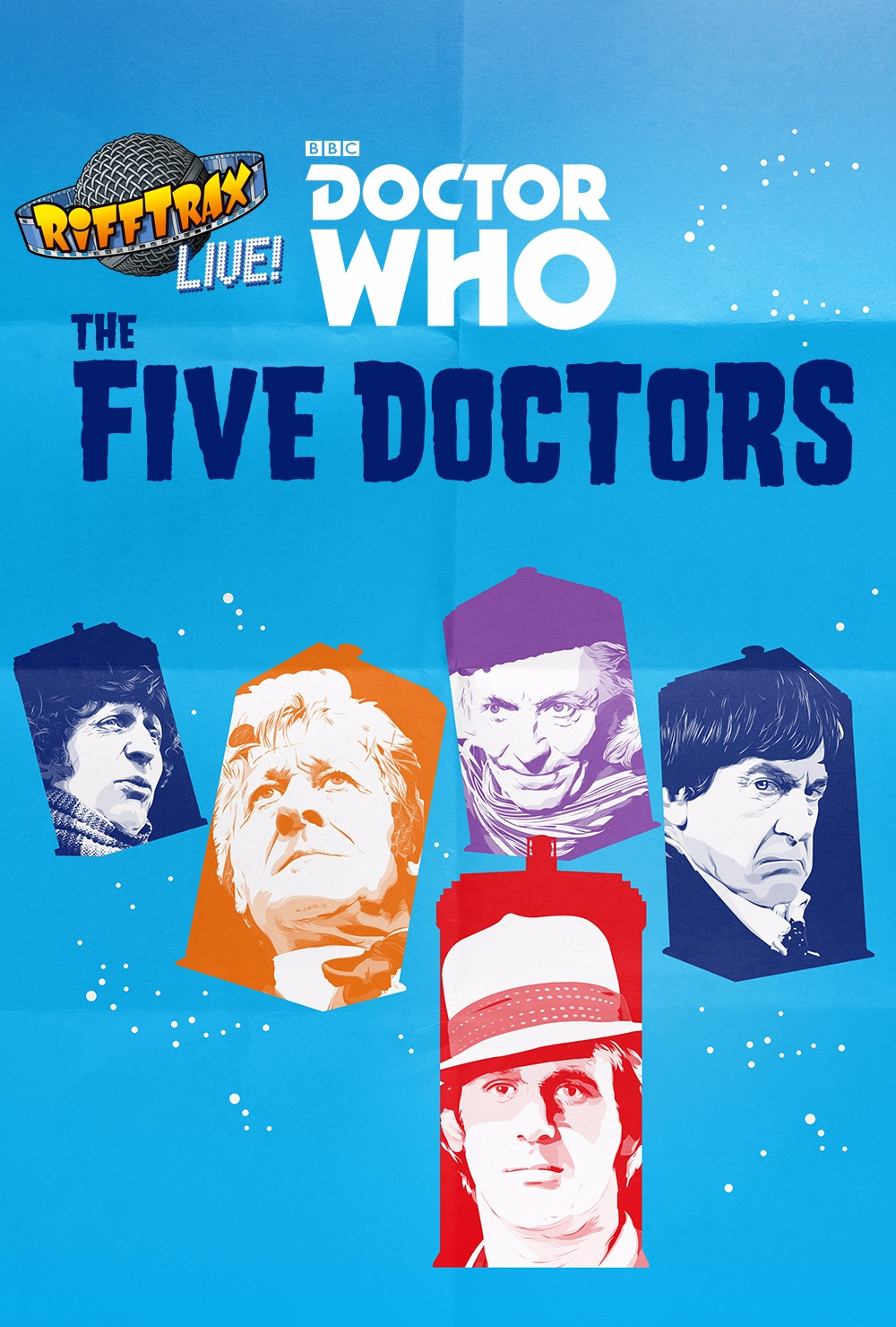 RiffTrax Live: Doctor Who