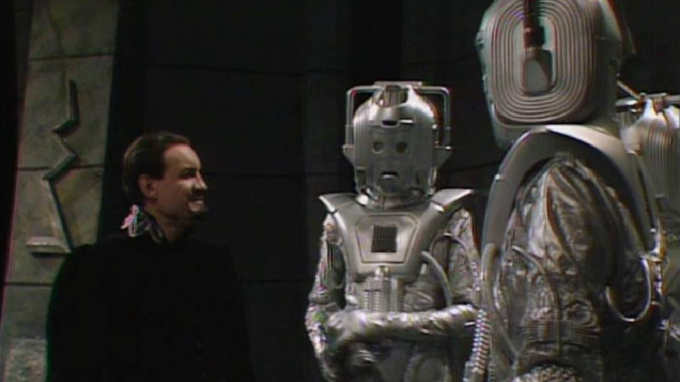 RiffTrax Pops Off at DOCTOR WHO's Cybermen (Exclusive)