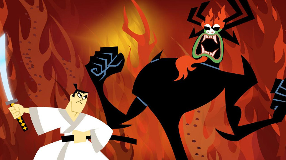 SAMURAI JACK IS COMING TO THEATERS FOR ONE NIGHT ONLY