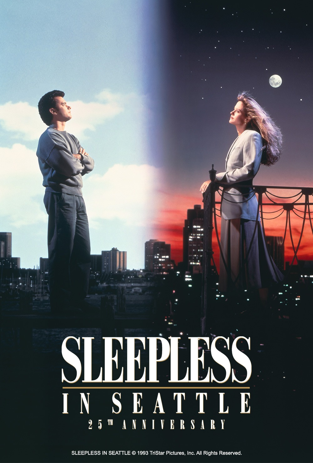 Sleepless in Seattle 25th Anniversary