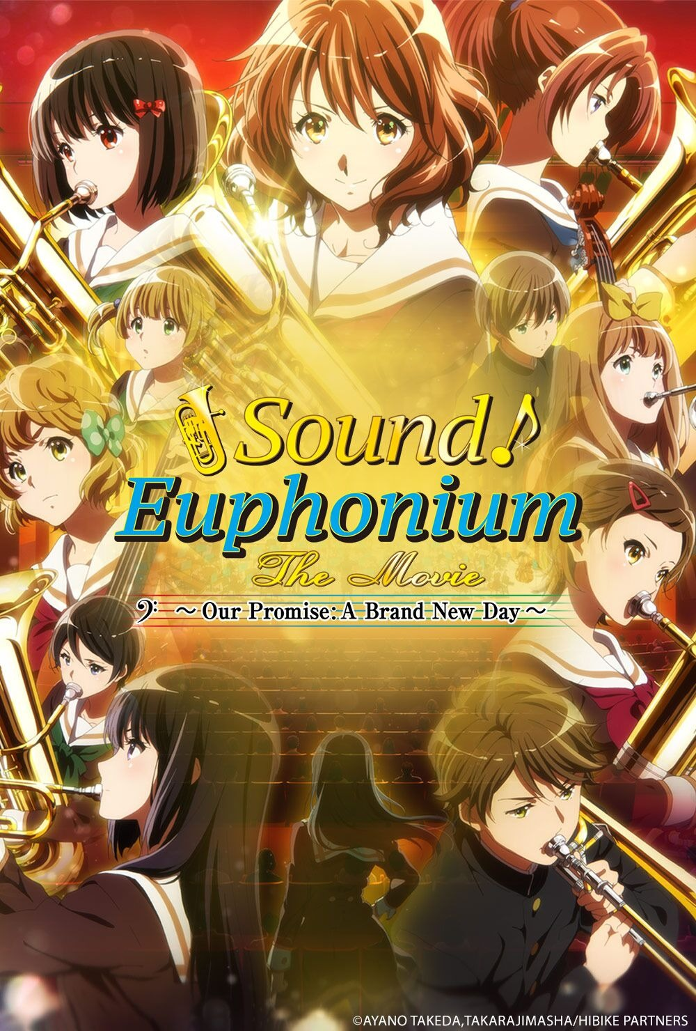 Sound! Euphonium: The Movie