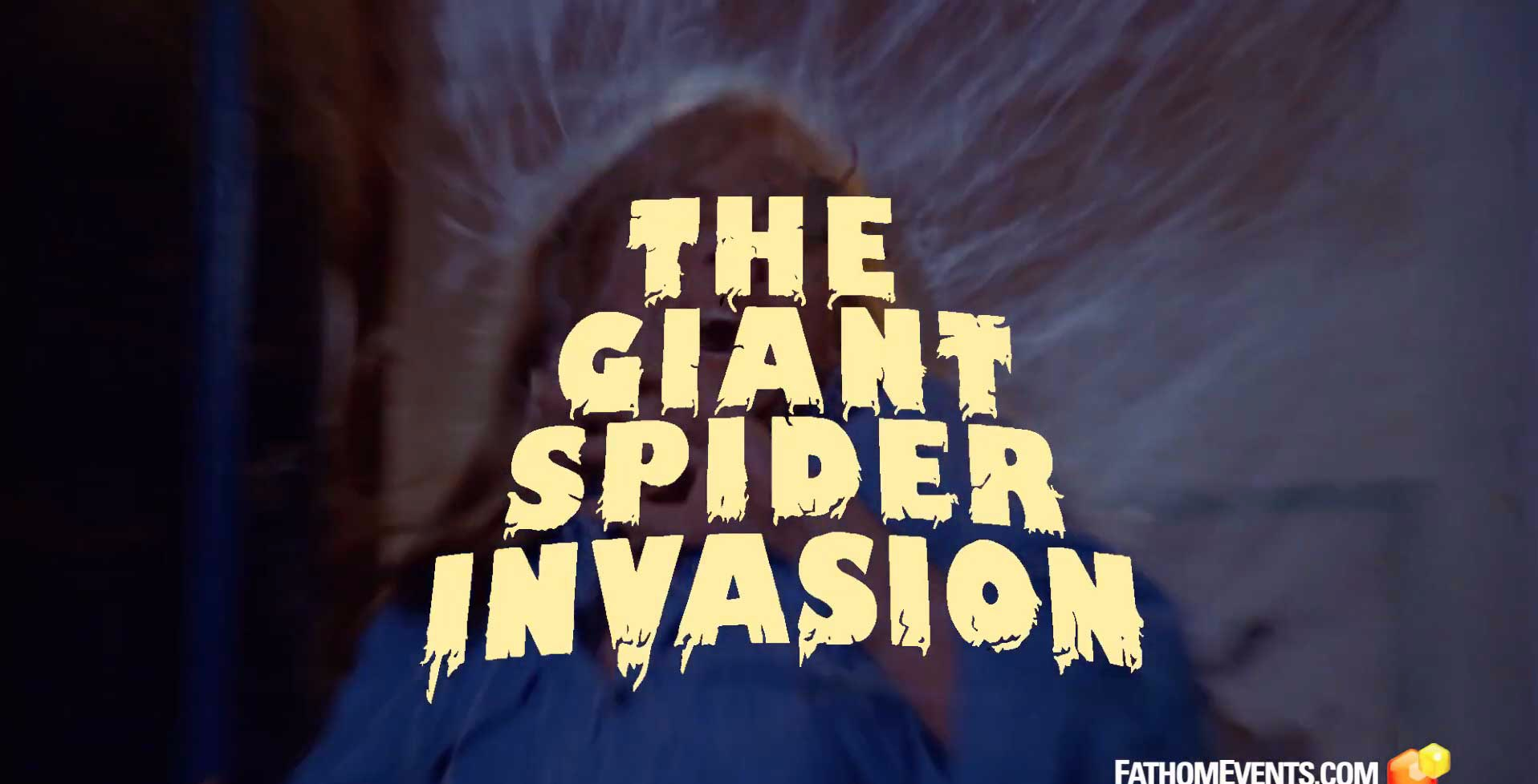 RiffTrax Live: Giant Spider Invasion
