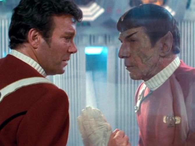'Star Trek II: The Wrath of Khan' is returning to theaters