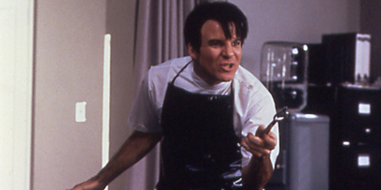 Steve Martin had one demand playing sadistic 'Little Shop of Horrors' dentist: No Fonzie