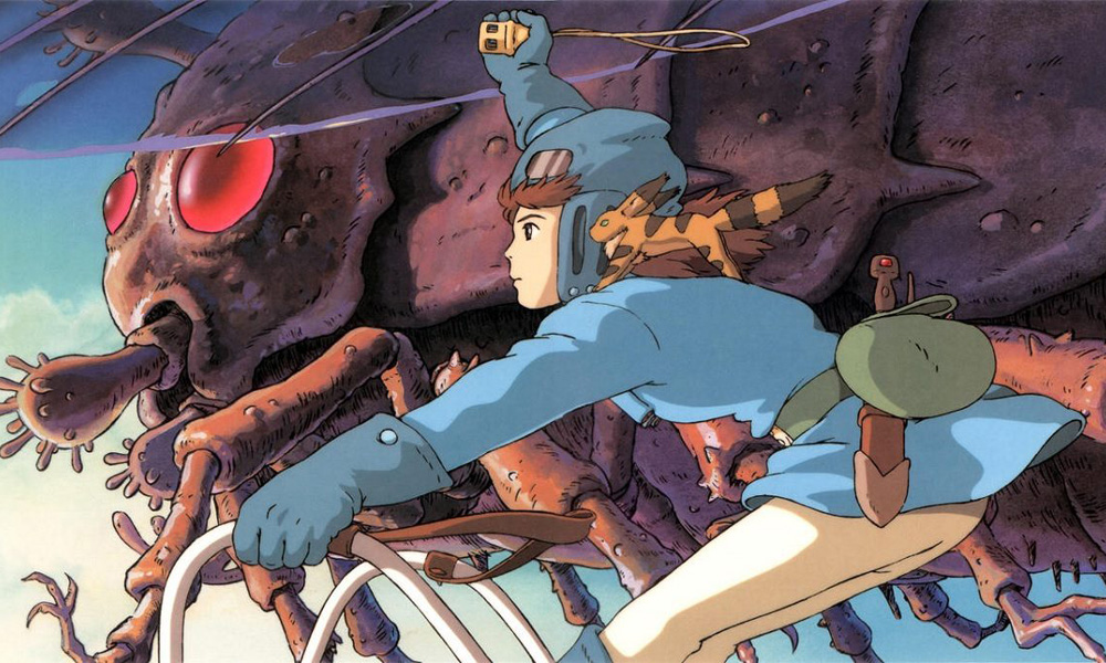 Studio Ghibli Fest Continues with 35th Anniversary 'Nausicaa' Showing