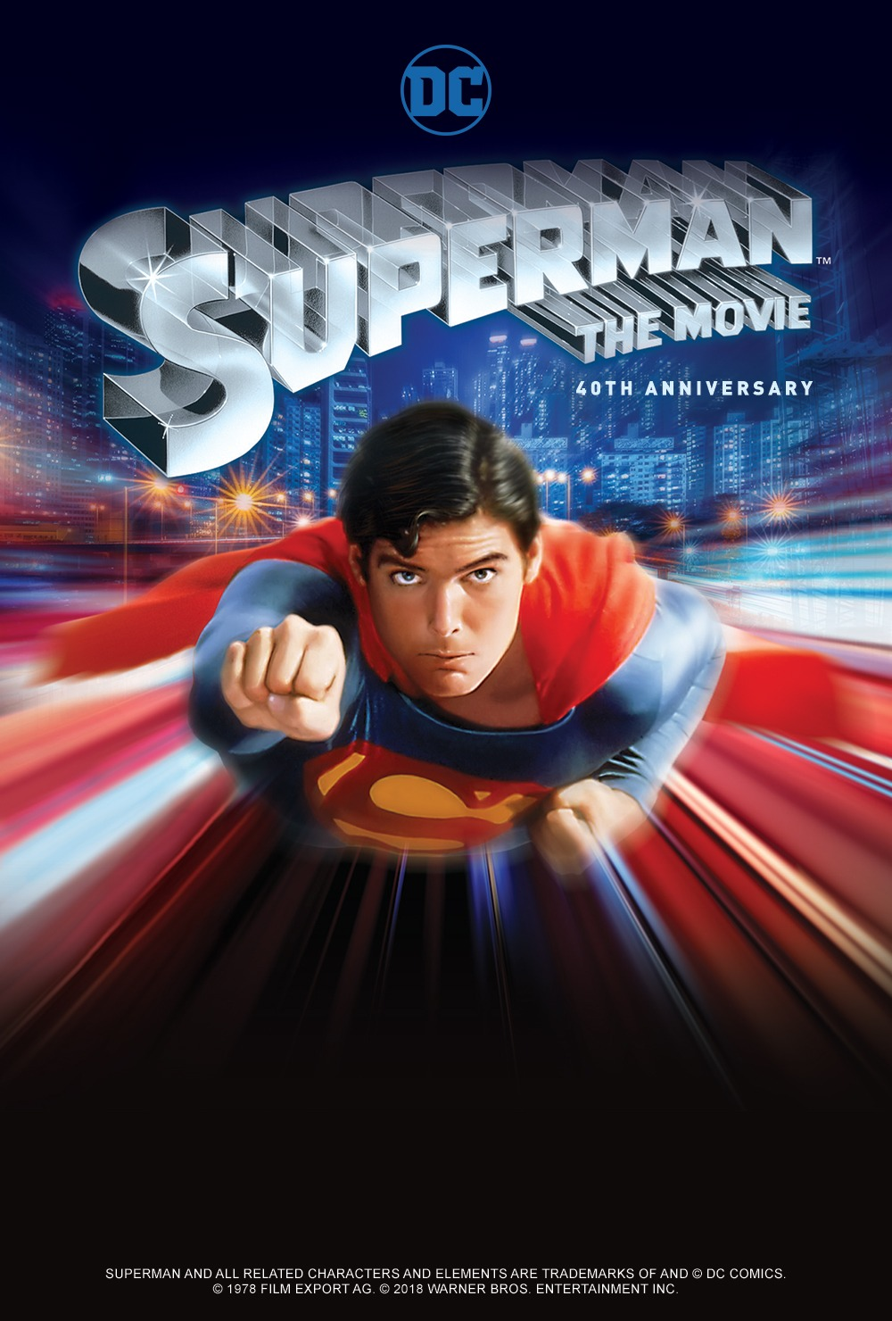 Fathom events superman 40th anniversary - Super batman movie ...