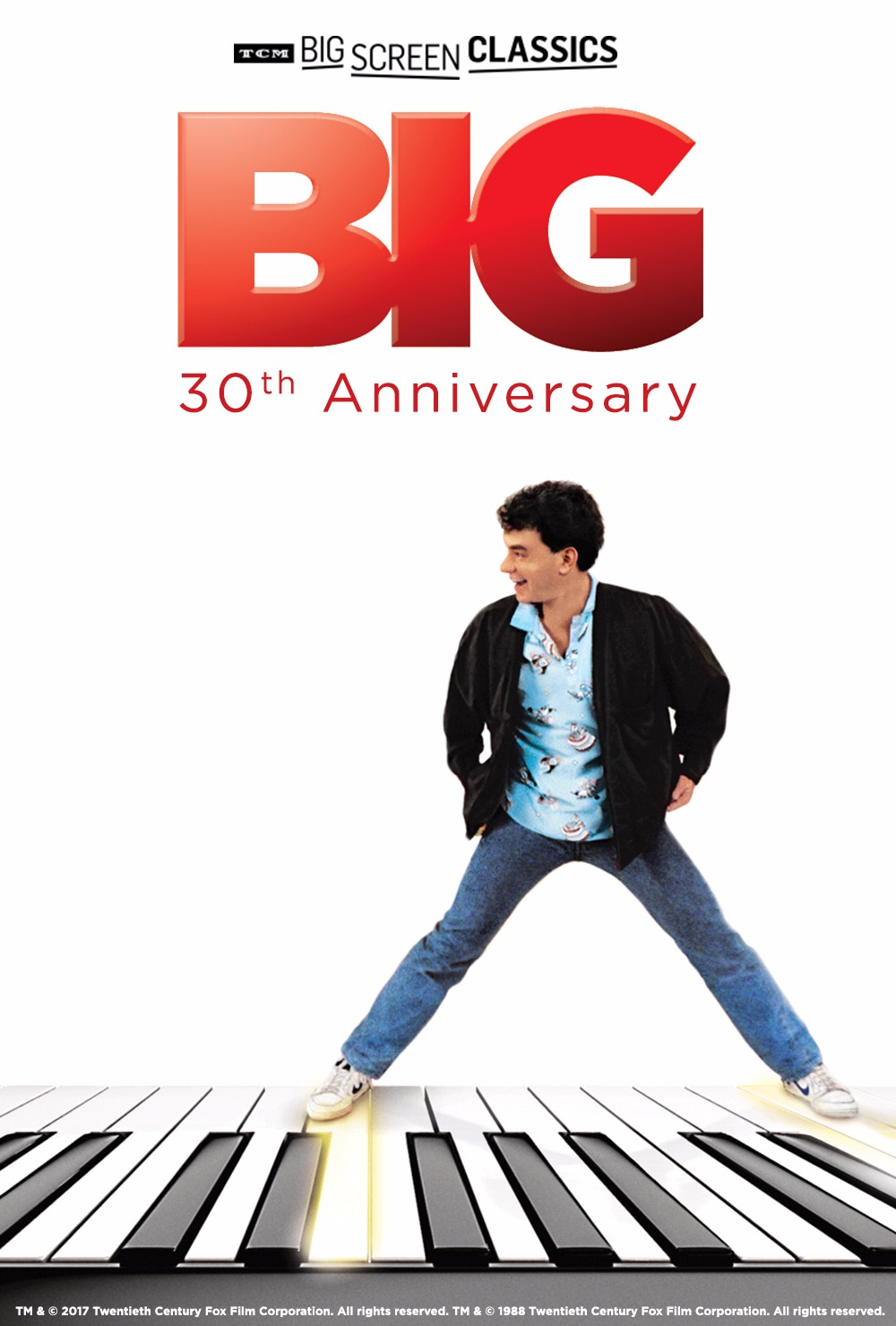 Big 30th Anniversary In Movie Theaters   Fathom Events