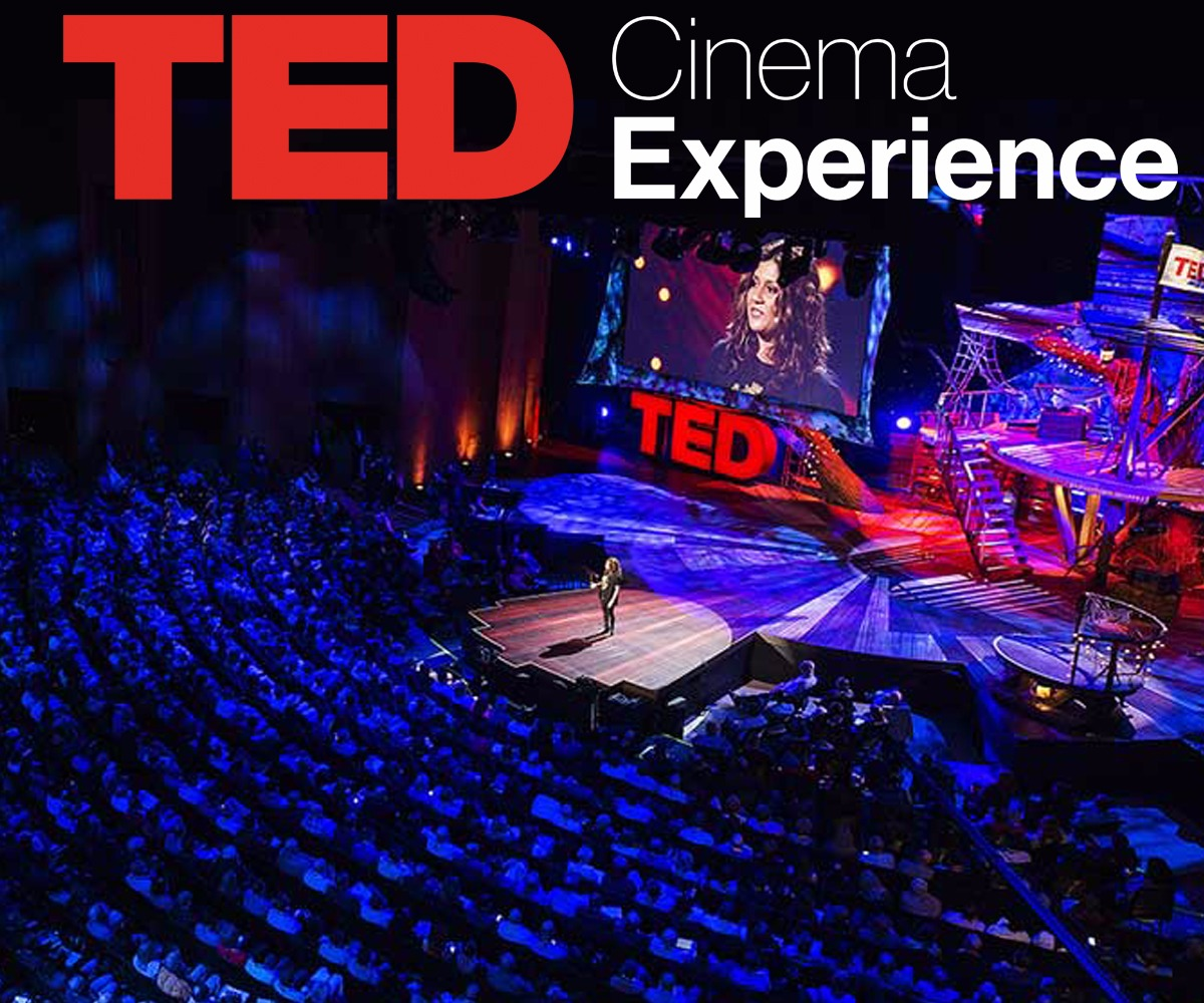 TED Cinema Experience