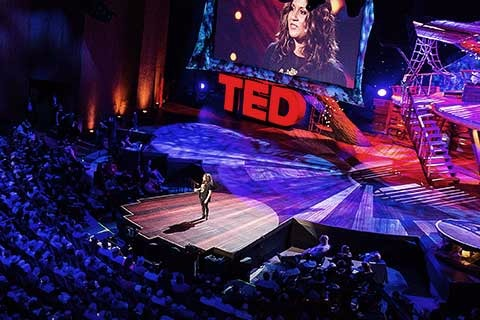 Your front-row seat to the TED2017 Conference!