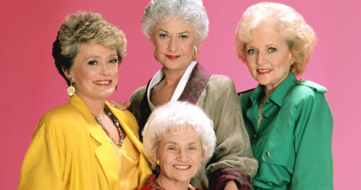 The Golden Girls Are Heading to Movie Theaters for the First Time Ever This September