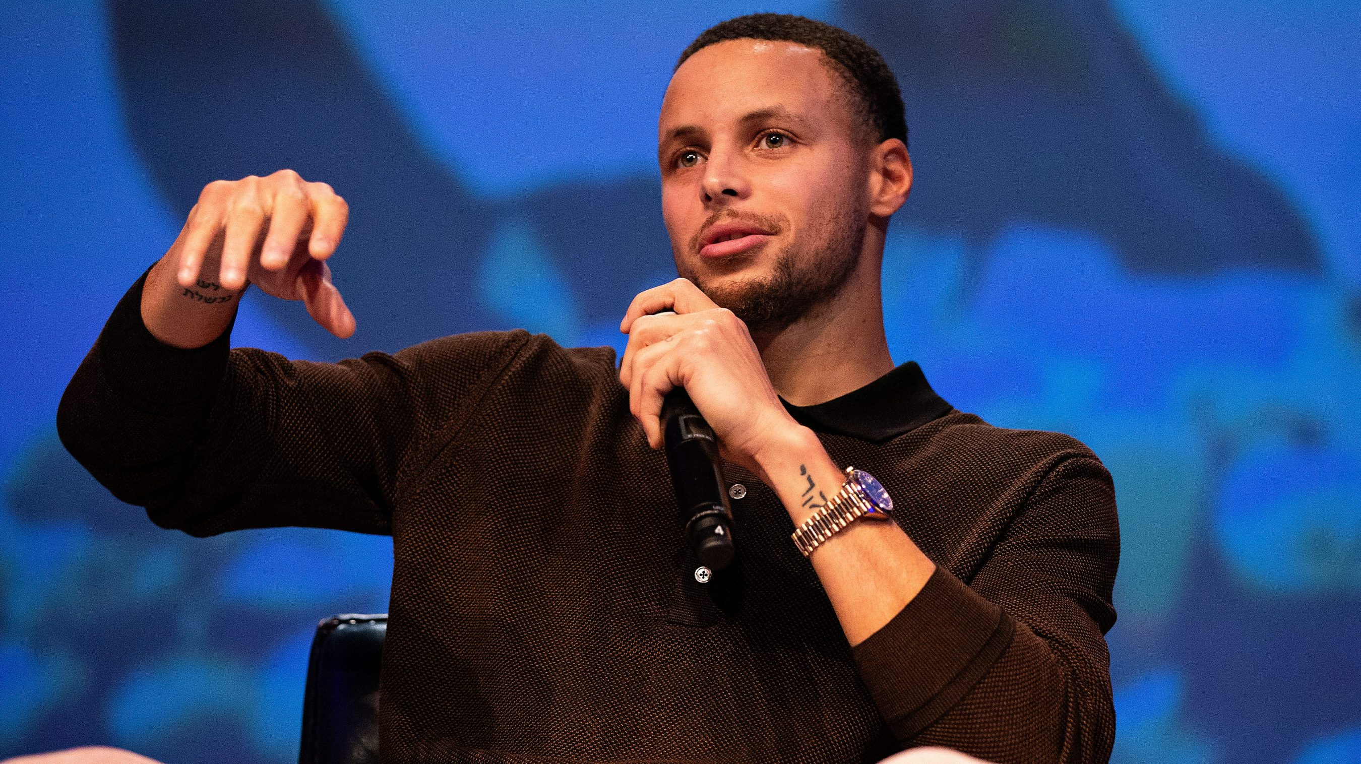 The power of the documentary 'Emanuel' brought Stephen Curry's mother to tears