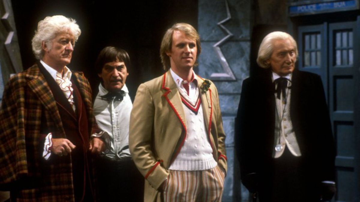 The RiffTrax gang is taking on a classic Doctor Who special