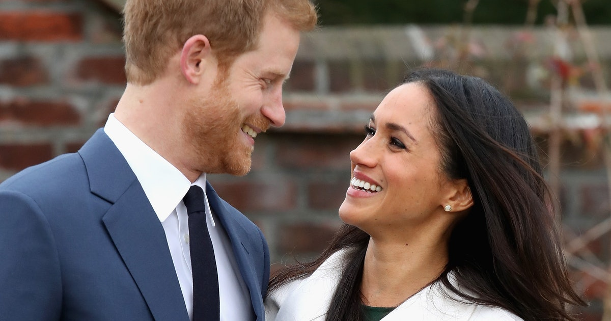 The Royal Wedding Will Play In Movie Theaters, & Here's How You Can Get Tickets