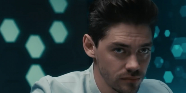 The Walking Dead's Tom Payne Discusses New Mindgamers Movie